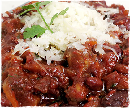 Smoky Rib Chili