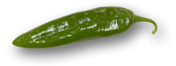 "New Mexican, grün (""Green Chile"")"